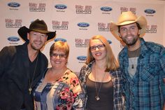 So excited to finally see the #RoadTripTour #F150Hunter soundcheck experience @ImAlbertaBound & @DeanBrody meet & greet photos from their October show!! #nicolesmusic | https://instagram.com/p/-KLcZiquqB/