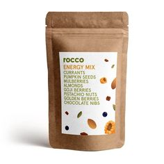 6ab9d291c The Rocco Chocolate Hearts Vegan Energy Mix is the perfect raw organic  snack for any occasion. It s a superfood trail mix that packs together  Italian ...
