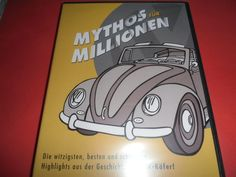 Mythos für Millionen - VW-Käfer    OVP/NEU