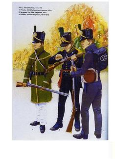 War of 1812 uniform, equipment and flag info - Armchair General and HistoryNet >> The Best Forums in History