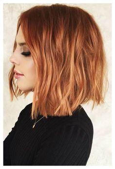 Dark Ombre Hair, Dark Hair, Brown Hair, Reddish Brown, Dark Brown, Short Red Hair, Short Ombre, Short Copper Hair, Copper Bob