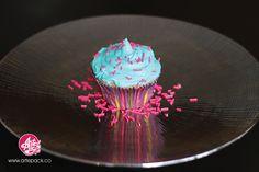 """Capacillo para cupcakes de nuestro cilindro """"Fiesta"""" www.artepack.co"""