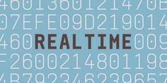 Realtime - Webfont & Desktop font « MyFonts