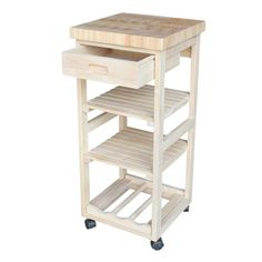 Hardwood Trolley Cart Island Free Shipping Our E Saving Is Perfect For Small Kitchens Crafted Of Solid Parawood