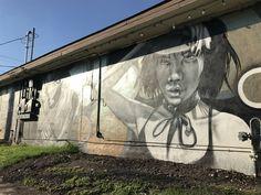Mural Art, San Antonio, Mount Rushmore, Street Art, Mountains, Artwork, Nature, Travel, Wall Art