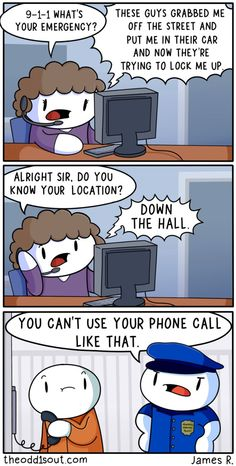 9-1-1 what is your emergency! - 9GAG