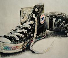 Prismacolor pencil drawing!! *gotta draw dis*