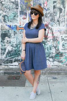 Vestido de moletom | Danielle Noce