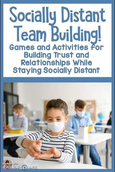 20 Team Building Socially Distant Games and Activities Build Classroom Community