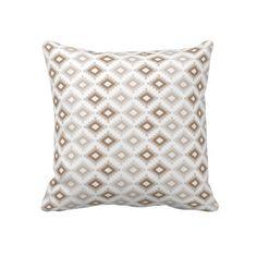 Navajo Brown Pillows