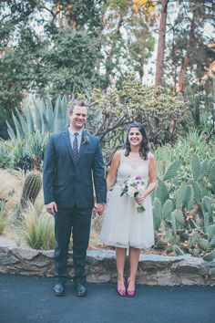 #KJbride Christine married at World Peace Rose Garden in Sacrameto, CA  Dress - Theia  Photos by Kris Holland Photography