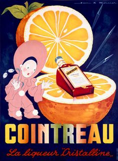 Cointreau, France, artist: ?, year: ?                                                                                                                                                                                 More