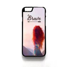 Brave Princess Merida For Iphone 4/4S Iphone 5/5S/5C Iphone 6/6S/6S Plus/6 Plus Phone case ZG