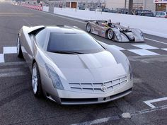2002 Cadillac Cien Concept by
