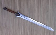 Sword:-* want this because of reasons: and to match a dress I recently pinned on this board