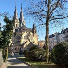 #ringkirche #wiesbadenwunderbar #wiesbaden #rheingauviertel