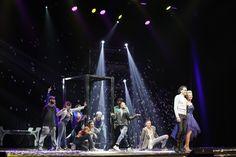 The Magic of Erix Logan with Sara Maya - Teatro della Luna, Milano  www.erixlogan.com