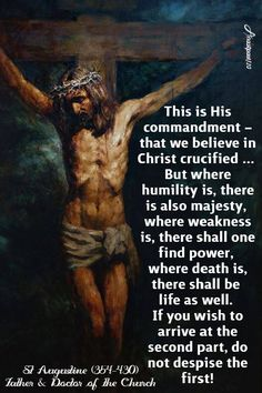 Catholic Quotes, Catholic Prayers, Christian Friends, Christian Quotes, Examples Of Humility, Christian Charities, Church Sermon, Why Jesus, Sign Of The Cross