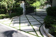 driveway, garden path, patio...yes!