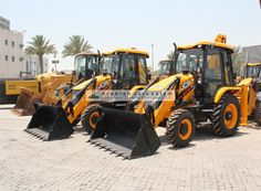 Backhoe Loader, Good Morning Everyone, Heavy Equipment, Tractors, Dreaming Of You, Yard, Patio, Courtyards, Garden