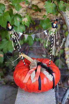 Pumpkin banner! RHS