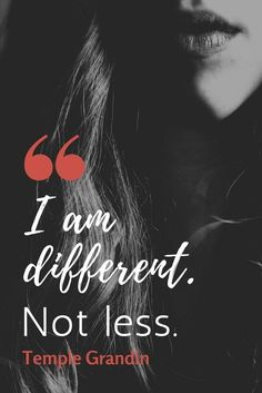 Quotes About Being Different.