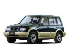 Mazda Proceed Levante 4-door '02.1995–97
