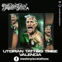 @charlyhuurman My Irish blood is really proud that this crack won again Would love to tattoo this design. My sangre Irlandesa esta orgullosa de que este crack ganase anoche. Me encantaria tatuar este diseño  @conor.mcgregors.army @conormcgregorsbgi @utopiantattootribe