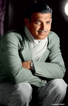 Clark Gable. Browse our selection of luxury brand watches for up to 70% off… More