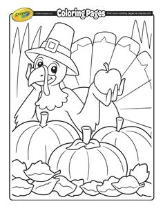 218 Best Thanksgiving Kids Printables images in 2018