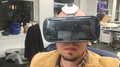 I used virtual reality goggles to watch the CNN Democratic debate and it was underwhelming