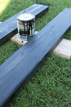 Want to add some farmhouse charm to your outdoor space? Learn how to build a picnic table with benches for under $150. This tutorial is simple and easy.
