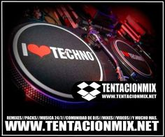 descargar pack techno remix | descargar pack de musica remix