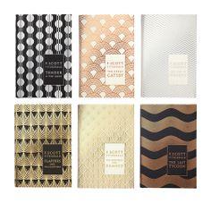 F. Scott Fitzgerald books. Would like to start reading his literature