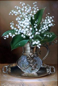 Lily Of The Valley...Beautiful