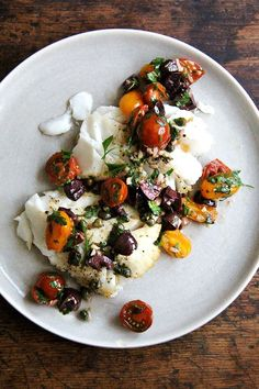 Pan-Seared cod with