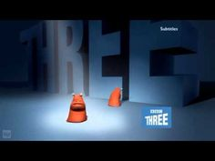 BBC Three ident 2003 to 2008