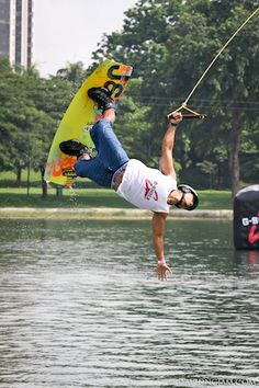 wakeboarding...summer come quick!!