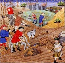 Image result for medieval gardens pictures