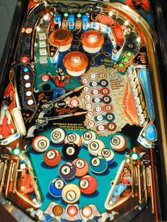 Eight Ball Deluxe pinball machine