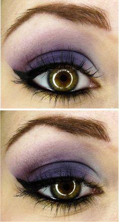Violet Ink http://www.makeupbee.com/look.php?look_id=80158