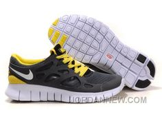 http://www.jordannew.com/nike-free-run-2-mens-running-shoes-anthracite-grey-white-black-yellow-lastest.html NIKE FREE RUN+ 2 MENS RUNNING SHOES ANTHRACITE GREY WHITE BLACK YELLOW LASTEST Only $47.37 , Free Shipping!