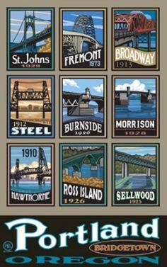 Bridgetown - Portland, Paul A. Landquist