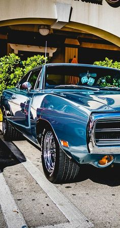 1968 Dodge Charger R/T | Source