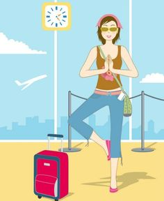 21 Signs You're A Yogi On Vacation - DOYOUYOGA