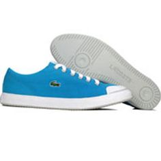 Lacoste Womens L33 Canvas W (maldv / white) 14SRW7265-D27 - $79.99