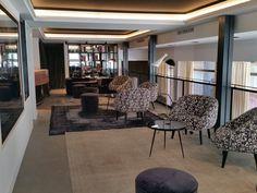 Bar de l'hôtel The Serras #Barcelone #BoutiqueHotel #Bar #Hotel #Barcelona