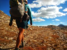 from water or a trail. Step that out sometime and then see if your tent is visible from the trail. Unless Anderson University, Seattle, Milla, Sacred Mountain, Continental Divide, Thru Hiking, Pacific Crest Trail, Secret To Success, Appalachian Trail