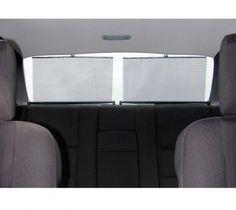 Mit dem Sonnenrollo-Set für die Heckscheibe können Sie Ihr Fahrzeug perfekt für den Sommer ausstatten.