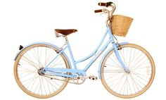 Every girl needs a cute bike to ride, whilst wearing a pretty summer frock and laughing in the sunshine, right?
